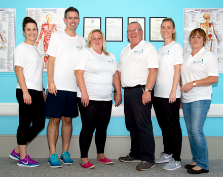 BeActive Team Photo